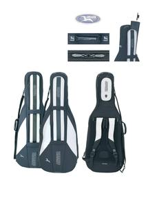 GEWA Cello Gig-Bag  JAEGER 4/4 schwarz/anthrazit