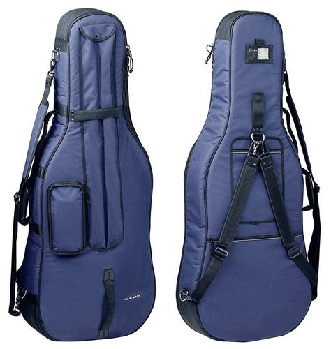 GEWA Cello Gig-Bag Prestige 1/2 blau
